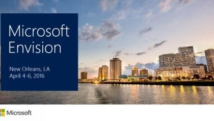 "Microsoft Envision 2016: el renovado ""Microsoft Convergence"""
